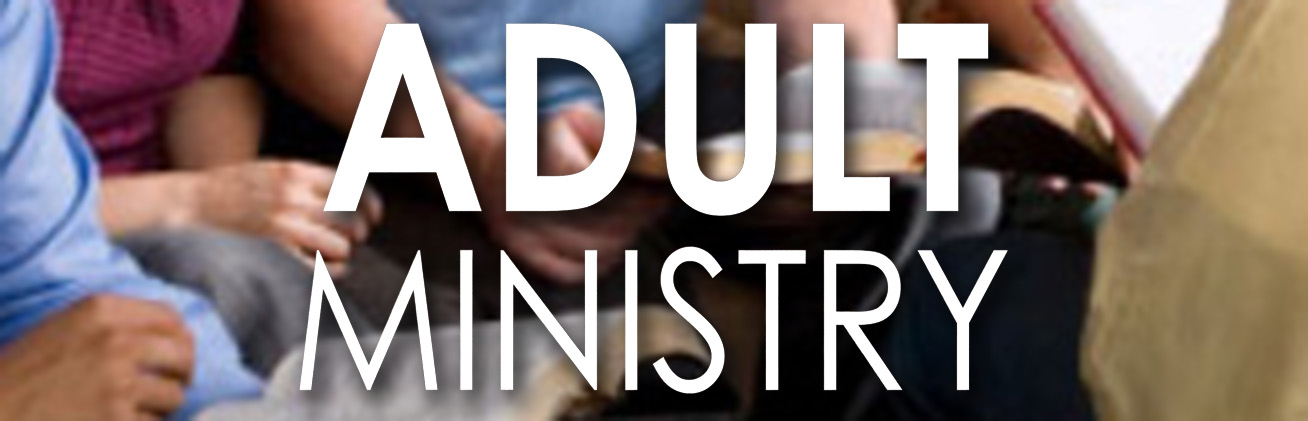 Adult ministry Header