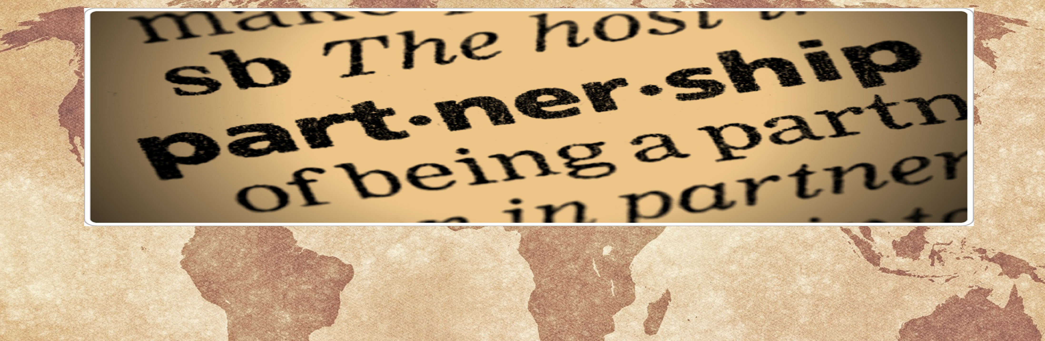 Ministry Partners header