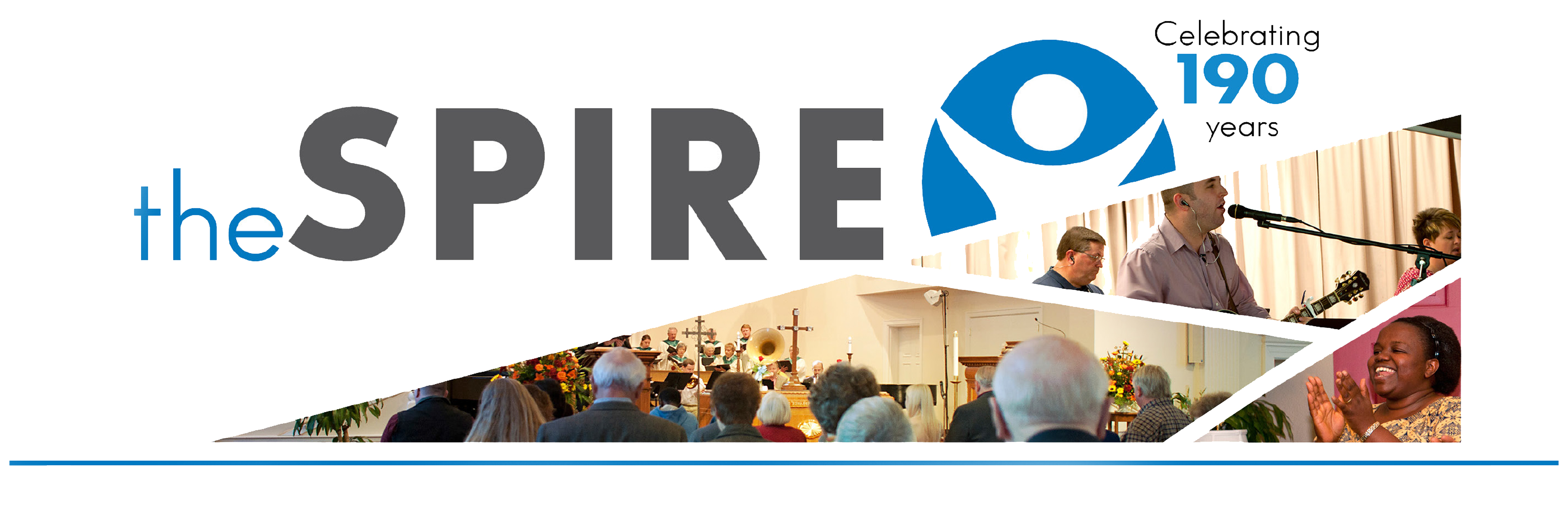 Newsletter Spire Header